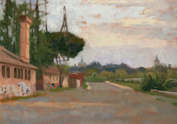 The Gasometro, Testaccio
