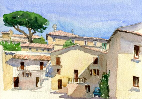 Orvieto Houses