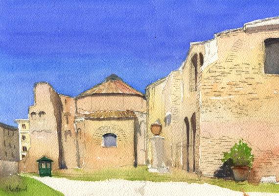 The Diocletian Baths