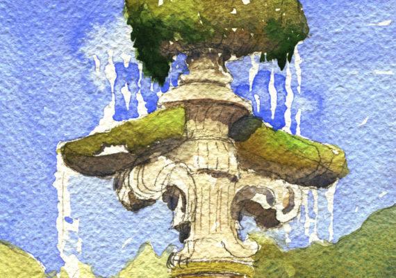 La Fontana del Giglio