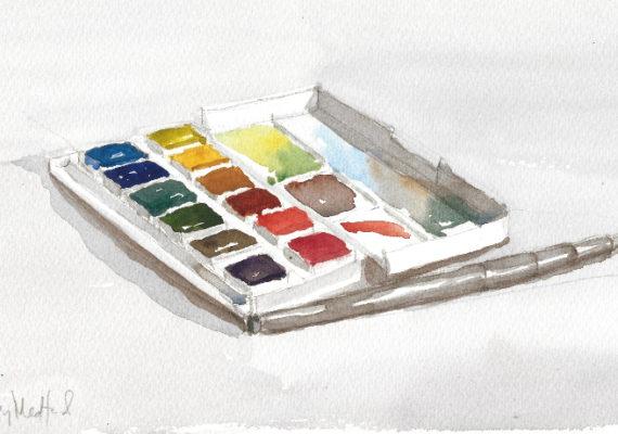 The Sketcher's Box