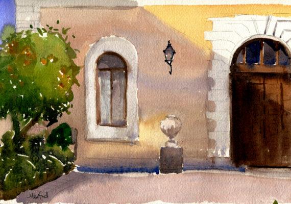 The Garden, Villa Farnesina