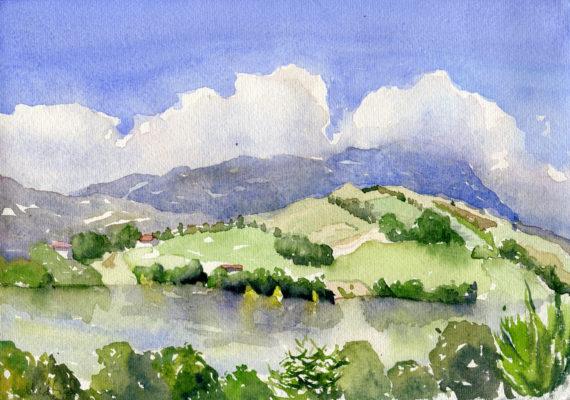 Lago di Penne, Abruzzo