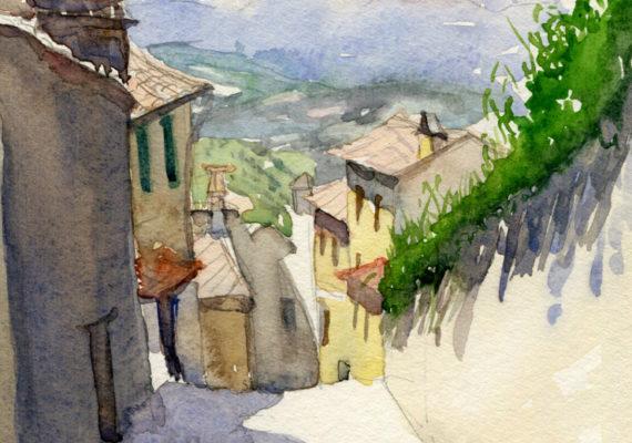 Penne, Abruzzo
